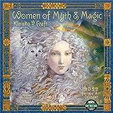 Women of Myth & Magic 2022 Fantasy Art Wall Calendar