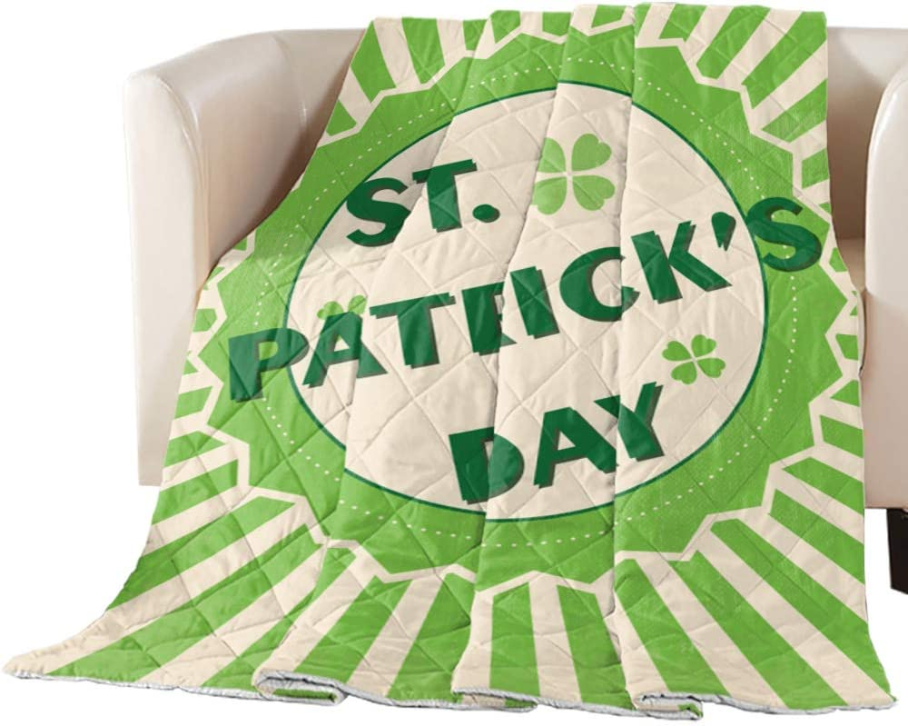Comforter Duvet Insert Home New Shipping Free Quilt Day Shamro Courier shipping free shipping St. Happy Patrick's