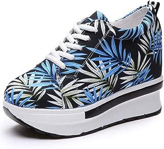 Unparalleled beauty Women Platform Wedge Shoes Lightweight Sneakers Dress Shoes