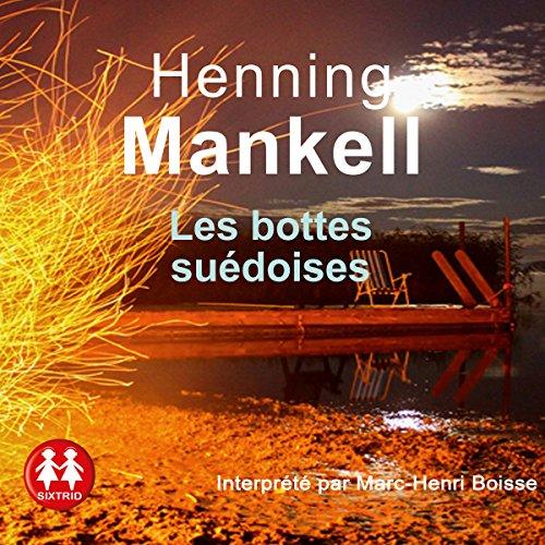 Les bottes suédoises audiobook cover art