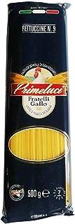 Primeluci Fettuccine Pasta, 500 gm