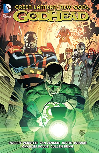 Download Green Lantern/New Gods: Godhead (English Edition) B013TGYJ4Y