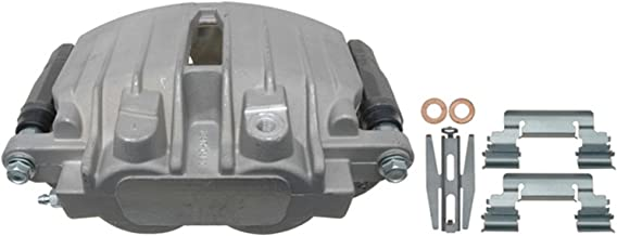 ACDelco 18FR1591 Professional Rear Driver Side Disc Brake Caliper Assembly without Pads (Friction Ready Non-Coated), Remanufactured