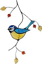 Vogelstickers Voor Wand Vogels Sticker - 3D Glasschilderij Voyeur Vogel Stickers Muurstickers Slaapkamer Woonkamer Kantoor...