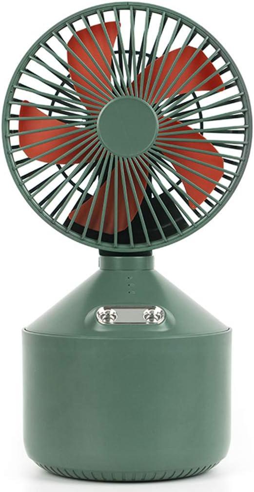 NEW before selling ☆ Double Spray Water Small Fan Min Mute Desktop USB Omaha Mall Office