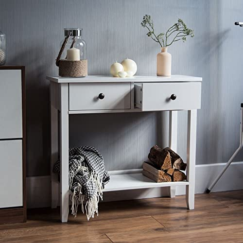 White Wooden Bedroom Furniture: Amazon.co.uk