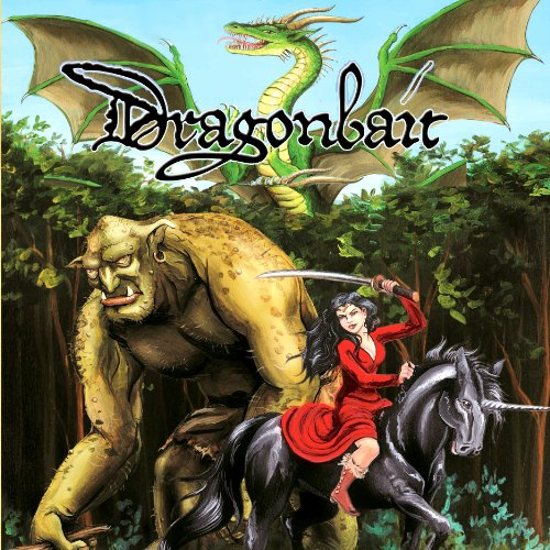 Dragonbait audiobook cover art