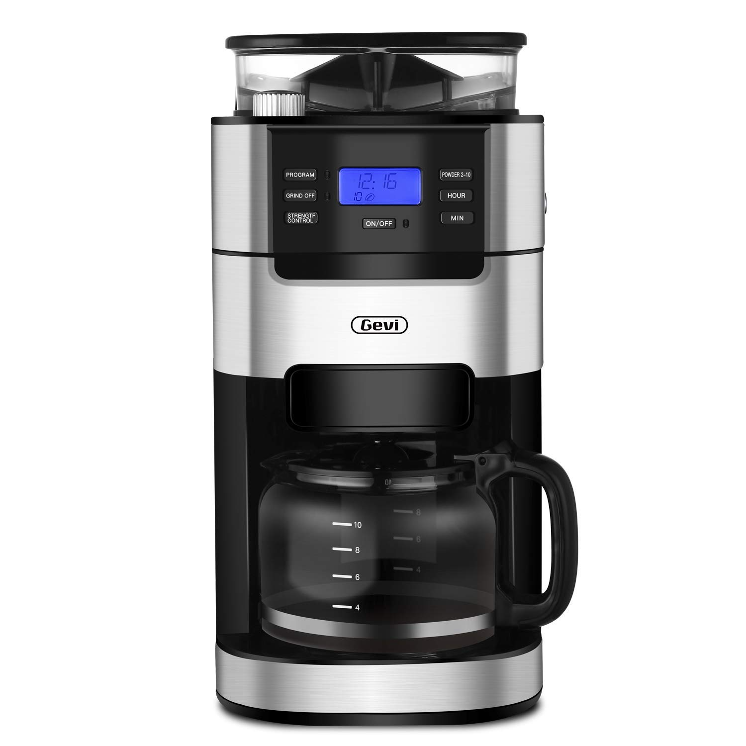 Barsetto 10-Cup Drip Coffee Maker