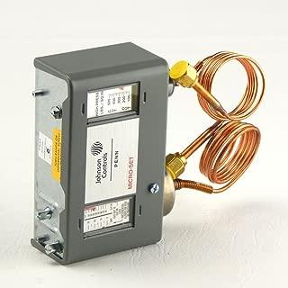 Johnson Controls P70LB-6C Dual Pressure Control, SPST