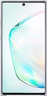 Samsung EF-PN975T Note 10+ Silicone Cover, Silver