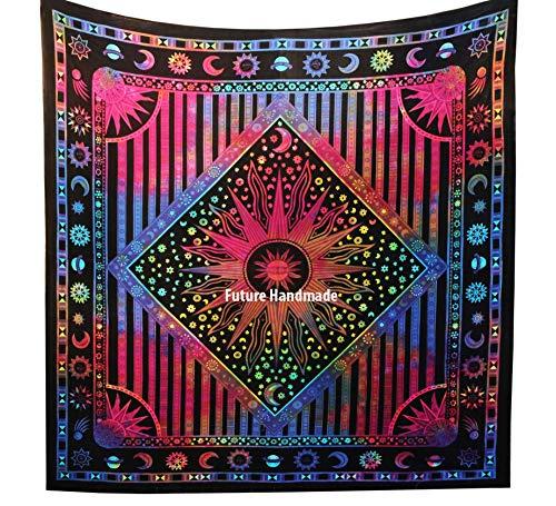 Hippie-Wandteppich zum Aufhängen