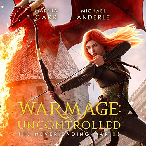 WarMage: Uncontrolled cover art