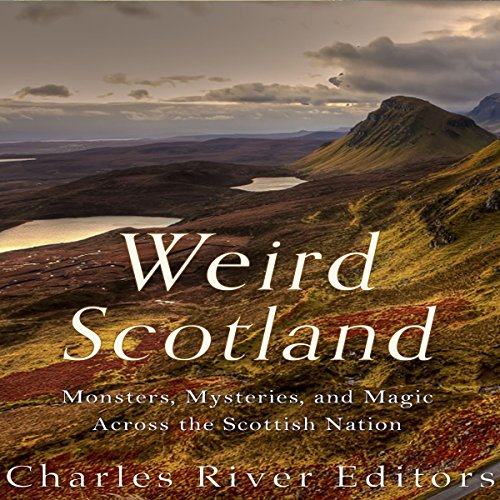 Weird Scotland cover art