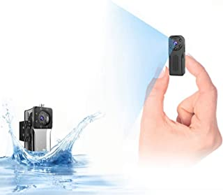 ZZCP Mini Camara Espia Oculta Acuatica, 1080P Full HD Camara
