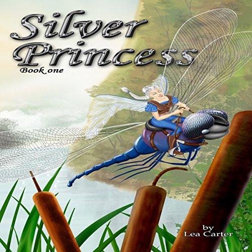 Silver Princess audiobook cover art