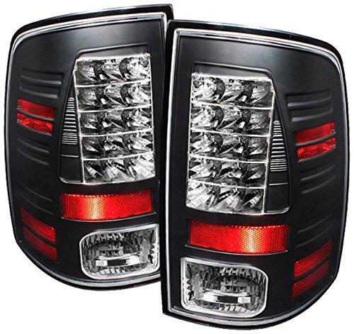 Spyder Dodge Ram 1500 09-12 / Ram 2500 10-12 / Ram 3500 10-12 LED Tail Lights - Black