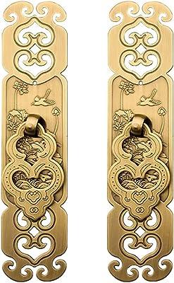 Door handle for Liberty vintage style brass doors