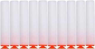 FOKOM 100 Pezzi Freccette Colpi Dardi per Nerf Elite//Nerf Modulus