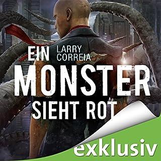 Ein Monster sieht rot Titelbild