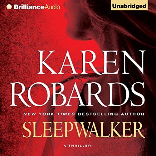 Sleepwalker audiobook cover art