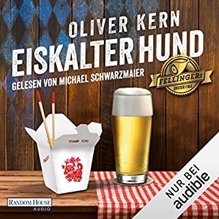 Eiskalter Hund (Fellinger 1) cover art