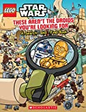 These Aren't the Droids You're Looking For (LEGO Star Wars): A Search-and-Find Book