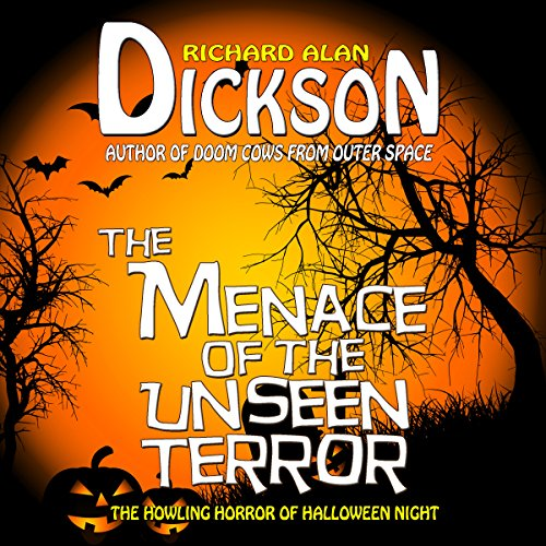 The Menace of the Unseen Terror audiobook cover art