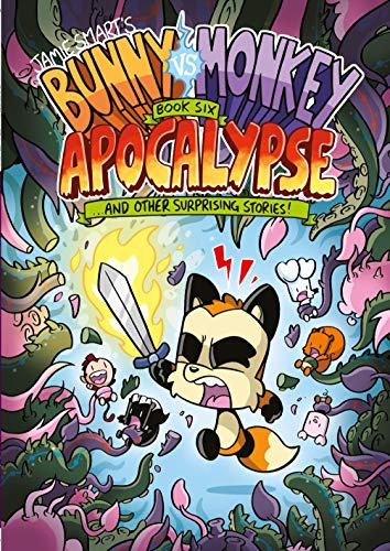 Bunny vs Monkey 6: Apocalypse (The Phoenix Presents)