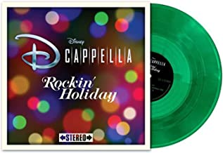 Rockin' Holiday - Exclusive Limited Edition Translucent Green Colored Vinyl LP