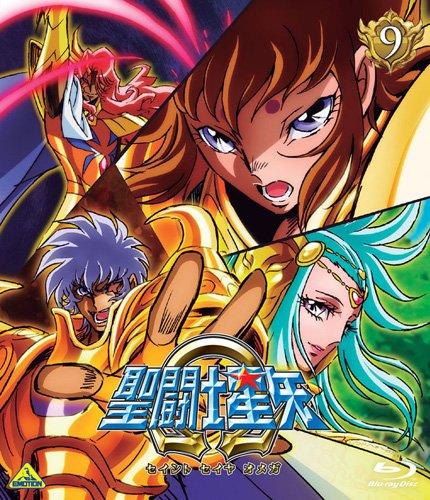 Animation - Saint Seiya Omega 9 [Japan BD] BCXA-580