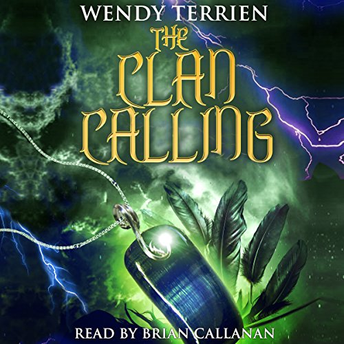 The Clan Calling audiobook cover art