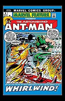 Marvel Feature (1971-1973) #6 by [Mike Friedrich, Herb Trimpe]