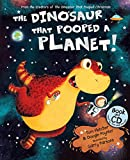 The Dinosaur That Pooped A Planet!: Book and CD...