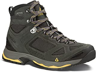Vasque Men's Breeze III GTX Magnet/Yellow 12 W US