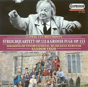 Beethoven, L. Van: String Quartet No. 14 / Grosse Fuge (Arr. for Strings)