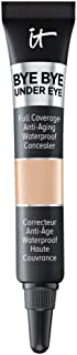 IT Cosmetics Bye Bye Under Eye, 13.0 Light Natural (N) - Travel Size - Full-Coverage, Anti-Aging, Waterproof Concealer - I...