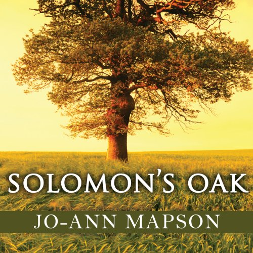 Solomon's Oak audiobook cover art