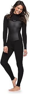 Roxy Womens 4/3Mm Syncro Series Back Zip GBS Wetsuit for Women Erjw103027
