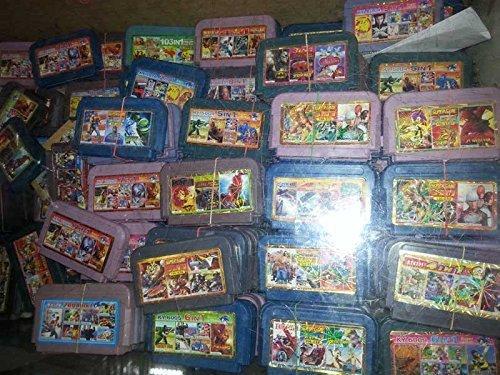 8 Bit Game Cartridges (Pack of 4)