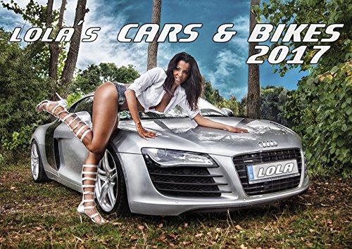 Lola´s Cars and Bikes: Kalender 2017, A3