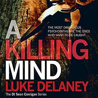 A Killing Mind cover art