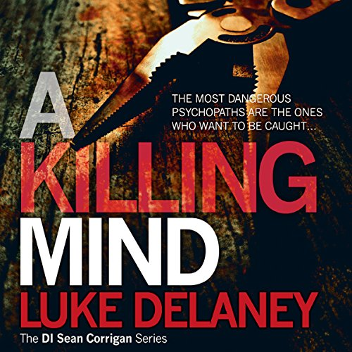 A Killing Mind cover art