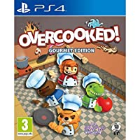 Overcooked Gourmet Edition PS4 Game
