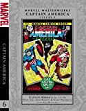 Marvel Masterworks: Captain America Volume 6