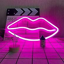 Neonowe znaki neonowe światła do dekoracji ścian neonowe znaki LED lampka nocna ładowanie USB / zasilanie bateryjne neonow...
