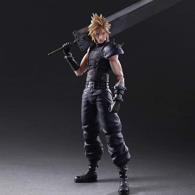 preferente Anime Model Statue Final Fantasy Claude Juguetes 26cm de de de Alto Decoraciones Regalos Coleccionables Regalos de cumpleaños LYLQQQ  al precio mas bajo