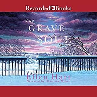 The Grave Soul audiobook cover art