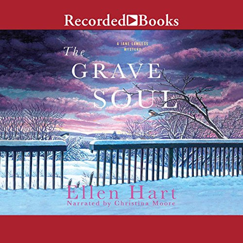 The Grave Soul Audiobook By Ellen Hart cover art