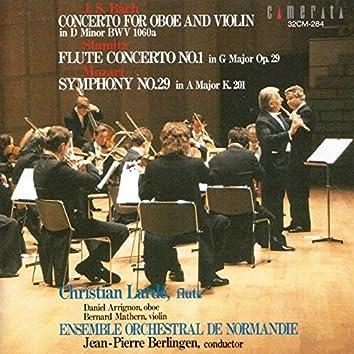 Bach - Stamitz - Mozart