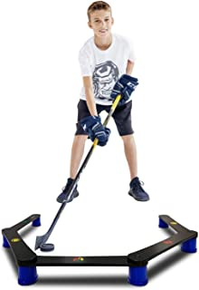 Hockey Revolution Lightweight Stickhandling Training Aid, Equipment for Puck Control, Reaction Time and Coordination 2nd Generation
